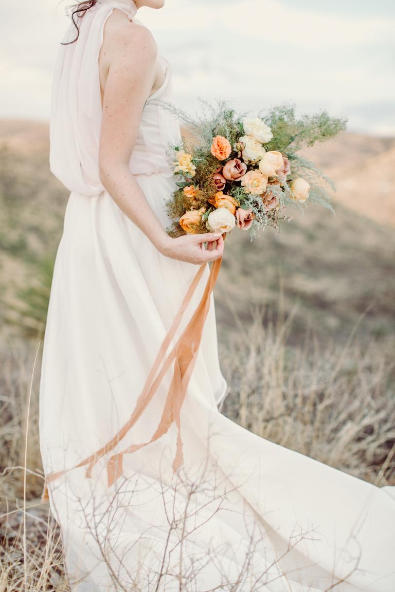 Marfa Texas Bride