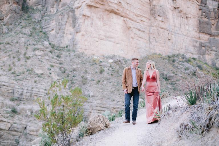 Santa Elena Canyon Engagements