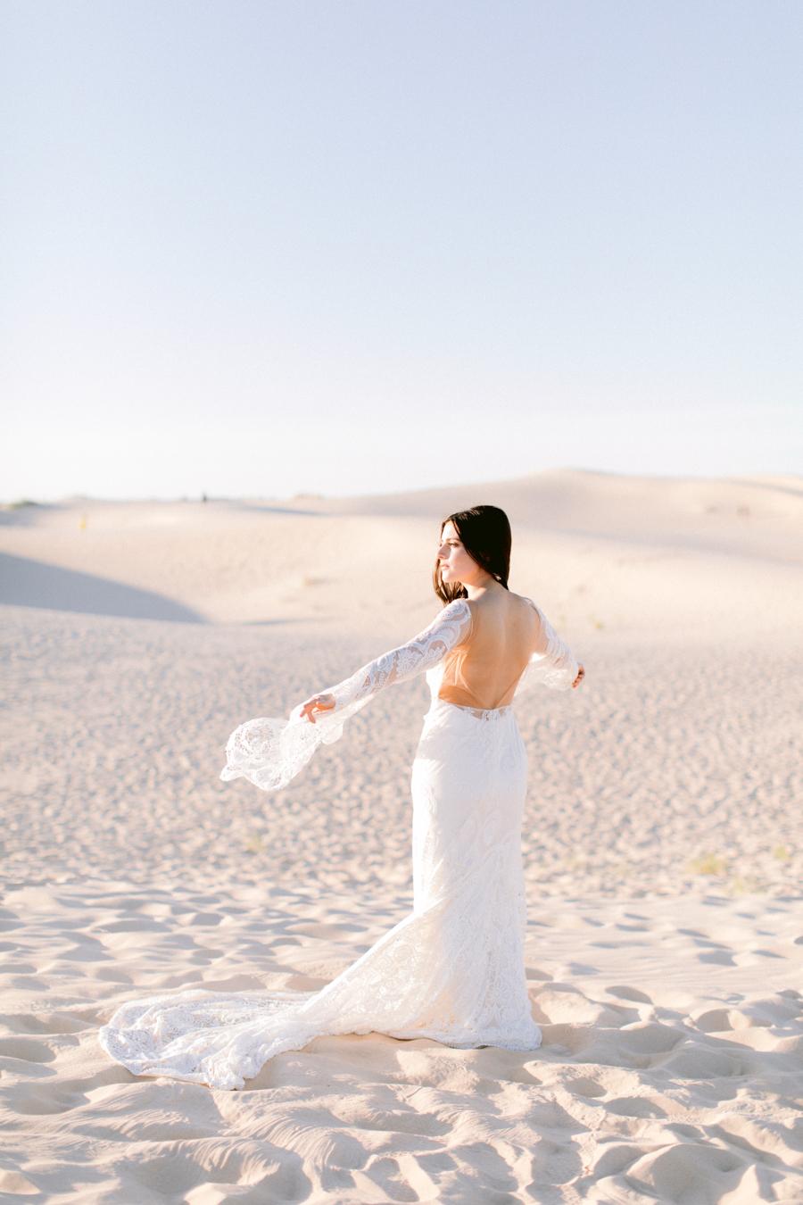 Marfa Texas Bridal