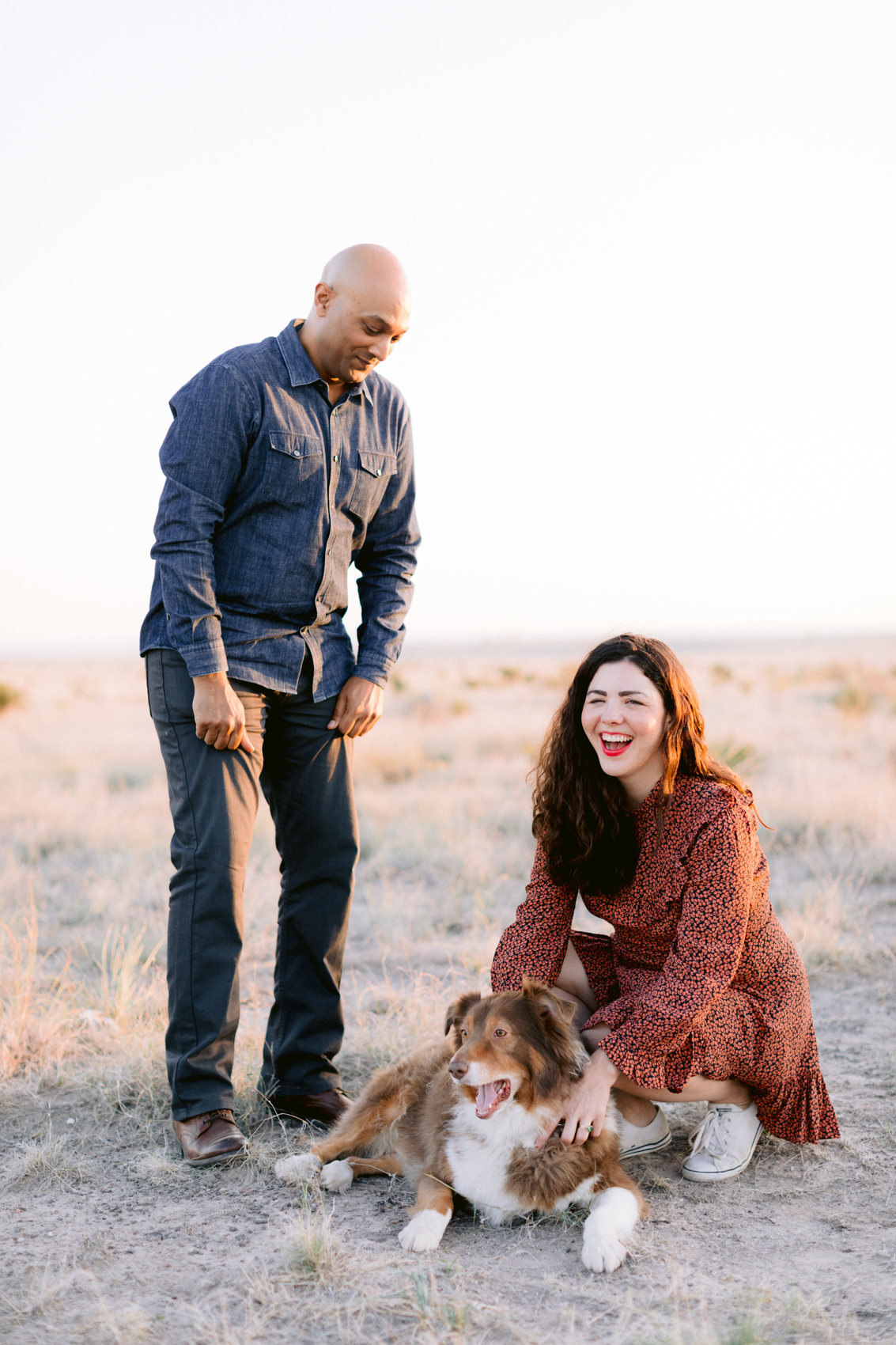 Marfa Family Engagements